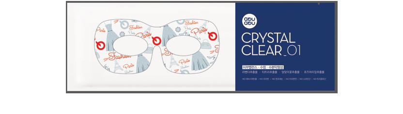 EYE CRYSTAL CLEAR 01